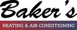 bakers heating & air conditioning inc