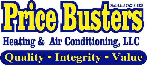 price busters heating & air conditioning, llc