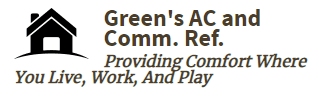green's air conditioning & commercial refrigeration
