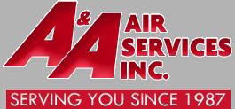 a & a air services inc.