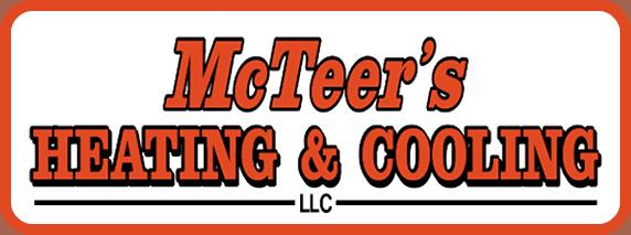 mcteer's heating & cooling, llc