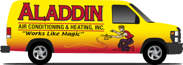 aladdin air conditioning & heating