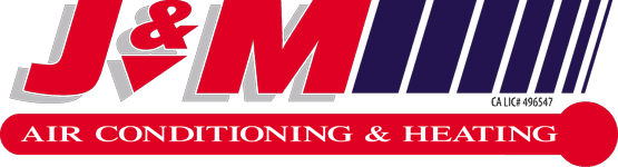 j & m air conditioning & heating