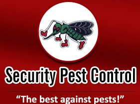 security pest control