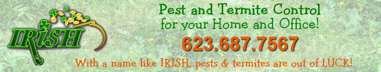 irish pest, weeds & termite