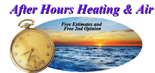 after hours heating and air
