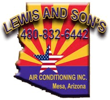 lewis and sons air conditioning inc
