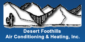 desert foothills air conditioning & heating inc