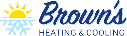 brown's heating & cooling