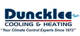 duncklee cooling & heating inc