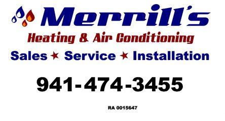 merrill's heating & ac inc