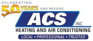 acs heating and air conditioning