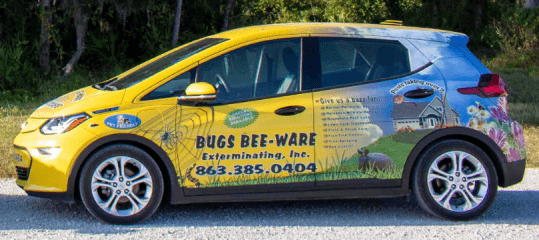 bug's bee-ware exterminating