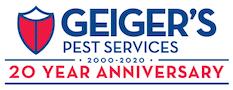 geiger's pest services