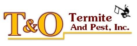 t&o termite and pest inc