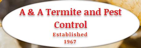 a&a termite and pest control, inc.
