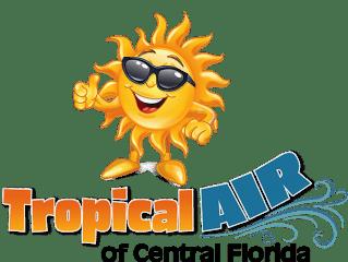 tropical air of central fl