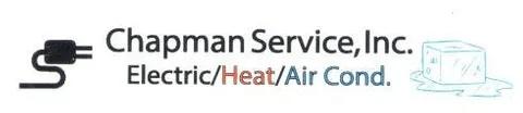 chapman service inc