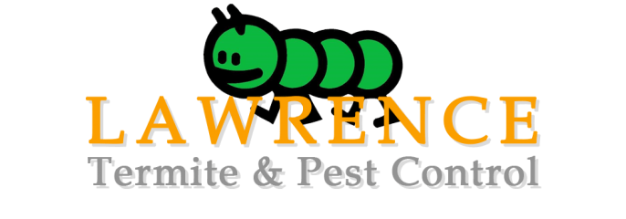 lawrence termite & pest control