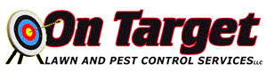 on-target lawn and pest control services