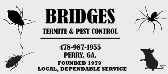 bridges termite & pest control