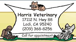harris veterinary hospital