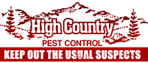 high country pest control