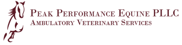 peak performance equine - veterinary services