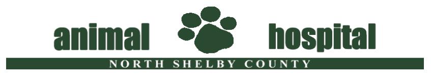 north shelby county animal hospital
