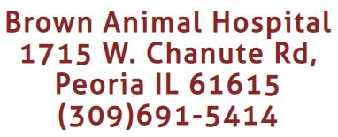 brown animal hospital