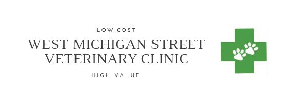 west michigan street veterinary clinic