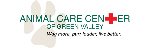 animal care center of green valley