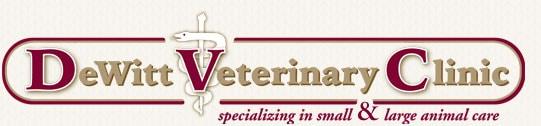 de witt veterinary clinic pc