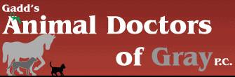 gadd's animal doctors of gray p.c.