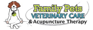 family pets veterinary care and acupuncture