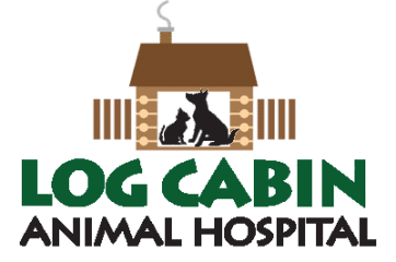 log cabin animal hospital