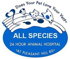 all species 24 hour animal hospital