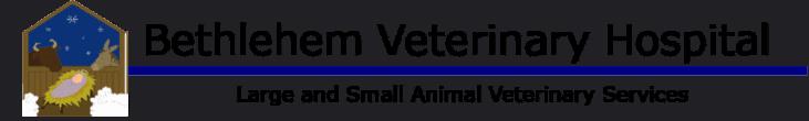 bethlehem veterinary hospital