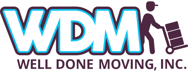 well done moving services