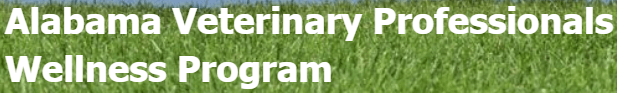 alabama veterinary professionals wellness program