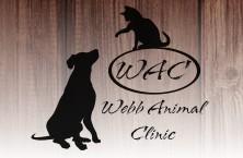 webb animal clinic