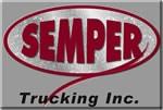 semper trucking inc