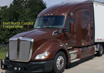 fort worth carrier corporation
