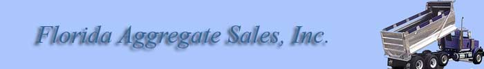 florida aggregate sales