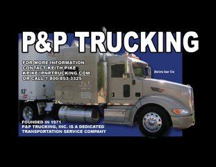 p & p trucking, inc