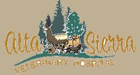 alta sierra veterinary hospital