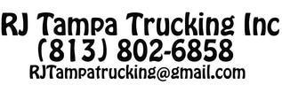 rj tampa trucking