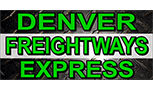 denver freightways express