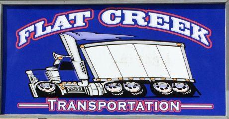 flat creek transportation llc.