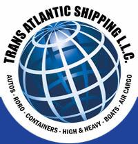 trans atlantic shipping